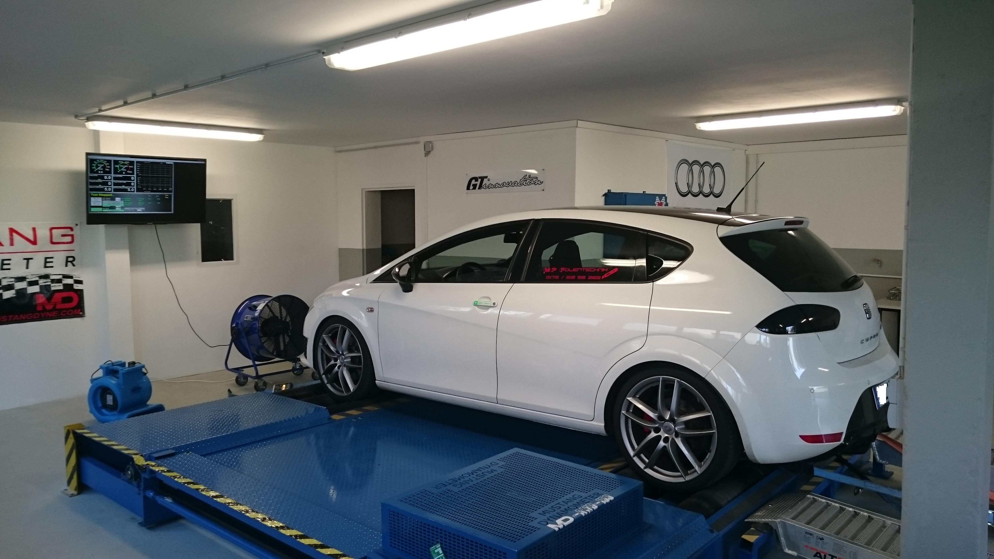 Seat Leon Cupra 2008 Tfsi Stage 2 Gt Innovation