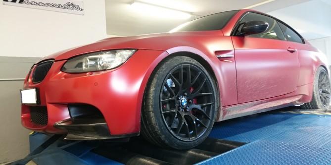 BMW M3 E92 MSS65 Upgrade