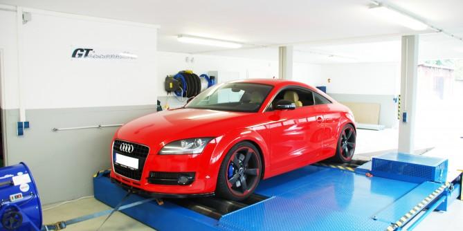 Audi TT 2.0l TFSI
