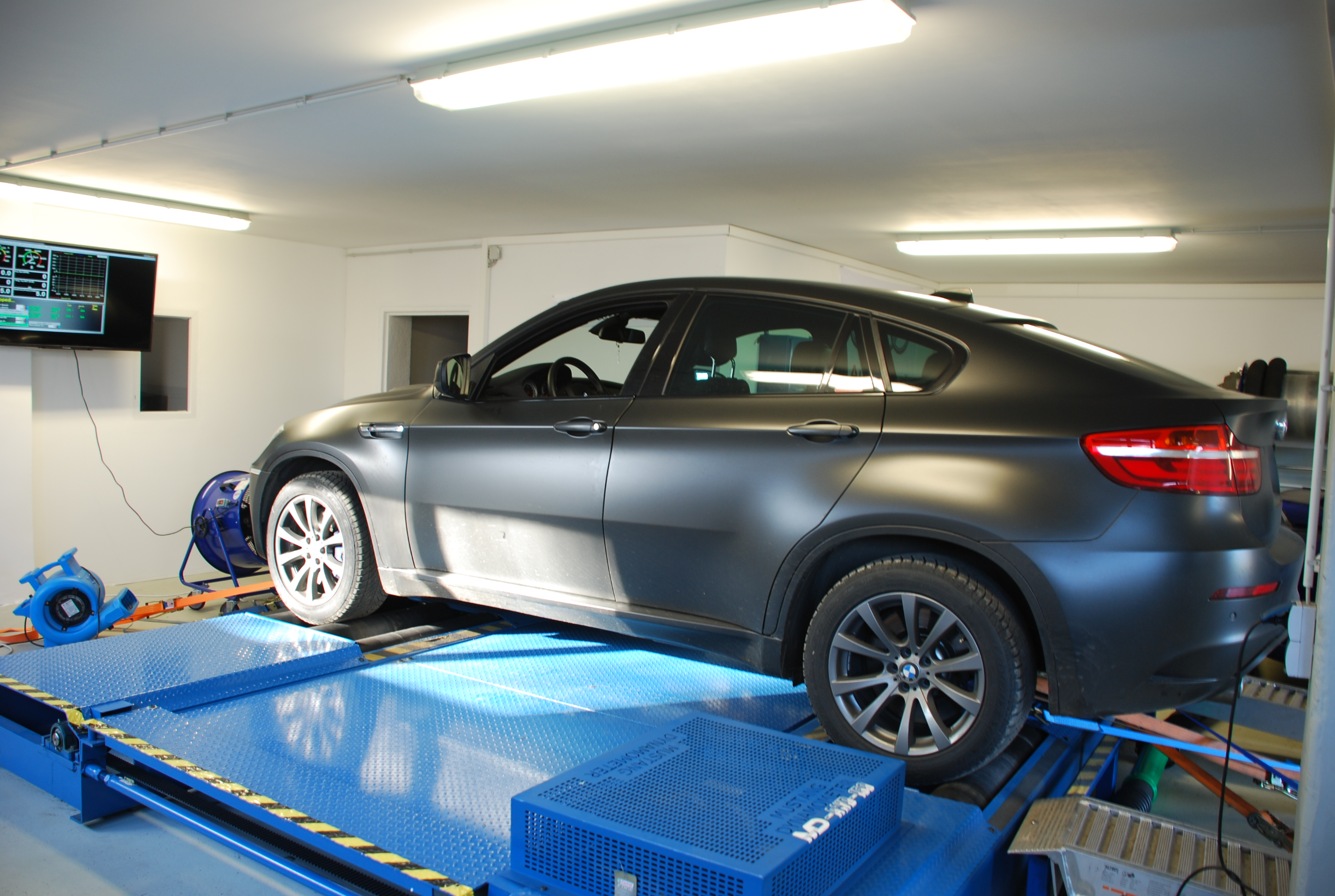 Bmw X6 M 2012 E71 Gt Innovation