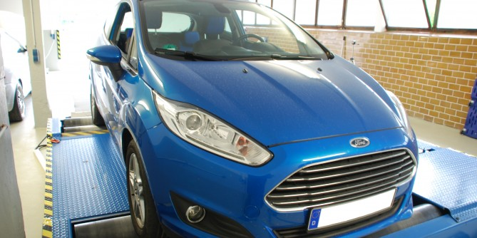 Ford Fiesta Ecoboost 1.0l 150ps