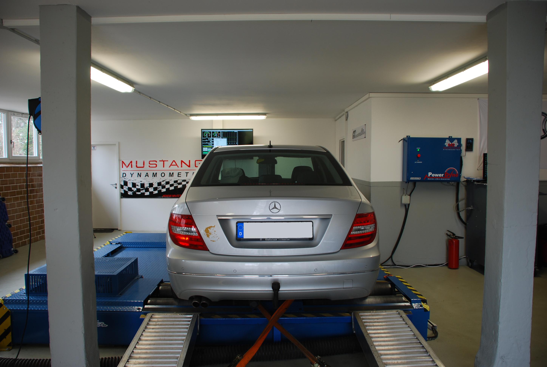 Mercedes c180 2012 CRDi — GT-innovation