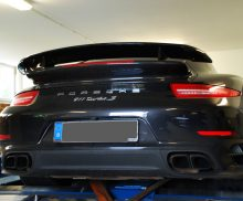 Porsche 991 Turbo S PDK 635Ps