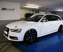 Audi S4 3.0l S-tronic 370Ps 475nm