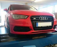 Audi S3 8V Stage 1 355 PS