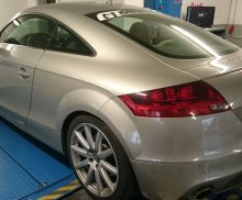 Audi TT 8J 3.2 268PS