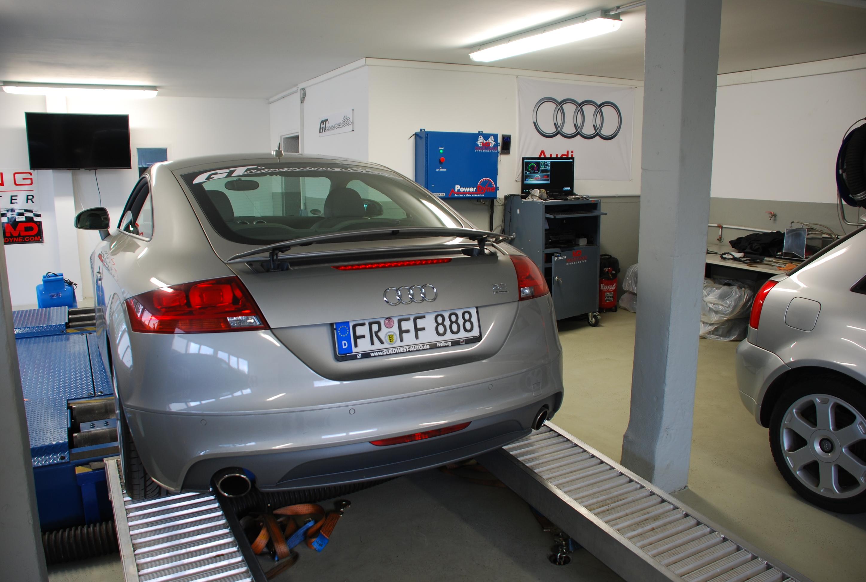 Audi Tt 8j 32 268ps Gt Innovation