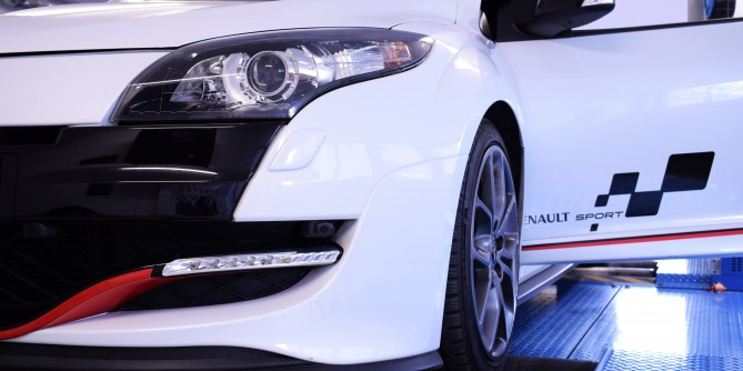 Renault Megane RS 265PS TCe Stage 2
