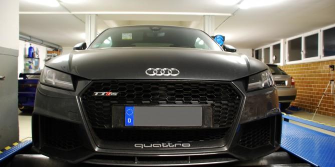 Audi TTRS 8S 509ps stage 1 & 2