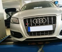 Audi S3 8P stage 1 304ps