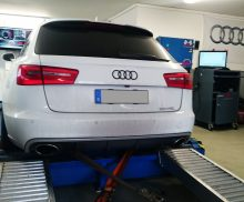 Audi A6 3.0l TDI Stage 2 390ps