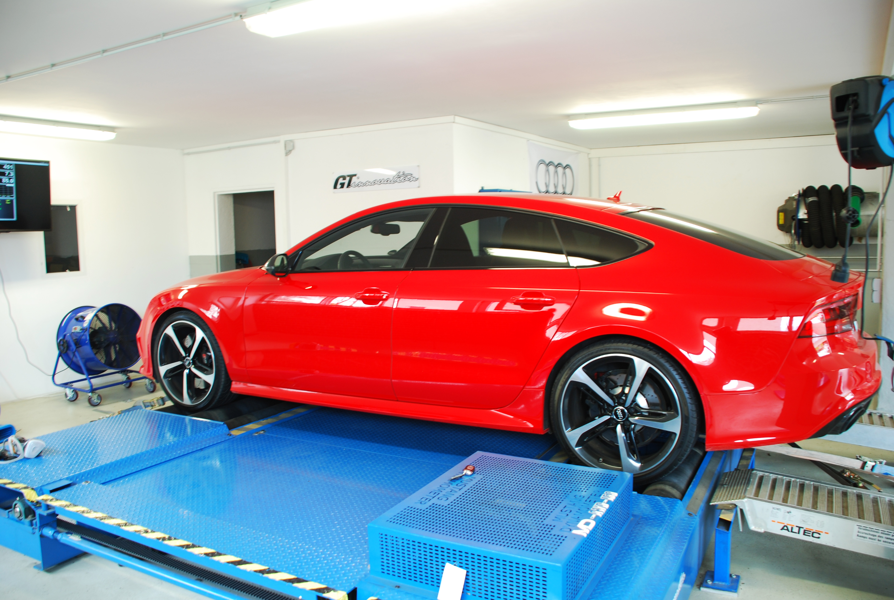 Audi Rs7 717ps 1041nm Gt Innovation Engine Diagrams And 1041 Nm Came Out Of This V8 40l Tfsi Easily With Flat Torque Horsepower Curves All Over The Power Band