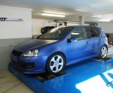 Vw Golf 5 EFR 6758 422PS
