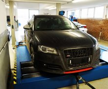 Audi S3 8P DSG TTE420 390Ps 508Nm
