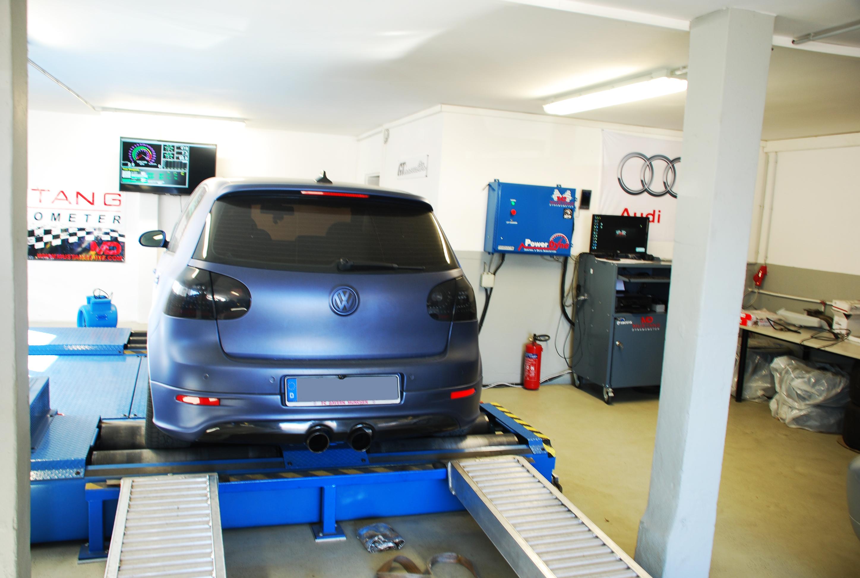 Vw Golf 5 EFR 6758 422PS — GT-innovation