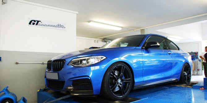 Bmw M235 F22 509ps 600Nm Pure turbo
