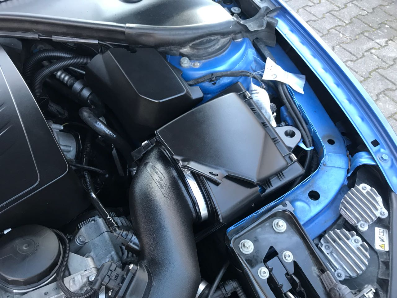 Bmw M235 F22 509ps 600Nm Pure turbo — GT-innovation