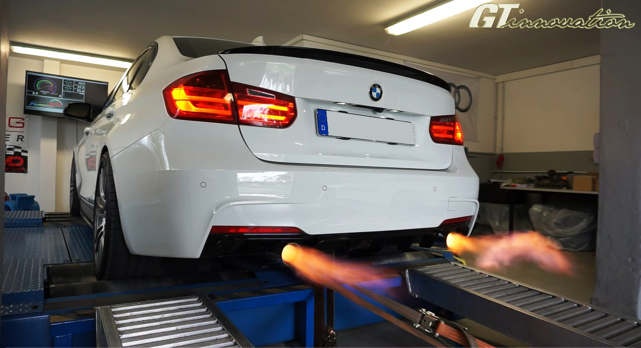 Bmw 335 F30 Stage 1 396ps 568nm Gt Innovation