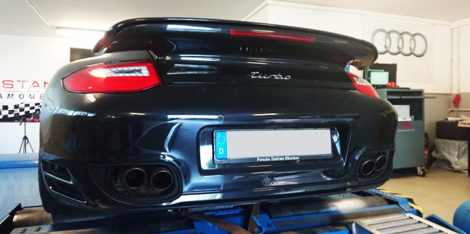Porsche 997 Turbo 549 Ps 816 Nm Stage 1+