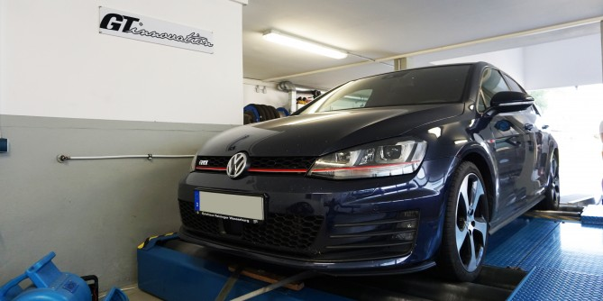 Vw Golf 7 Gti Stage 1 280ps 433nm 2014
