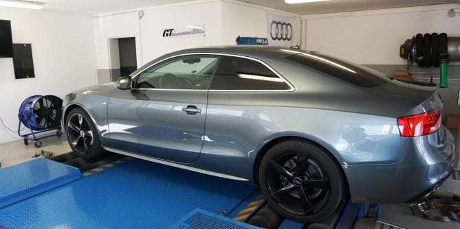 Audi A5 2.0l TSI Gen 2 260ps 367nm Stage 1