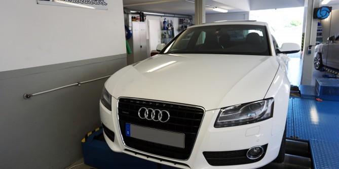 Audi A5 3.0l TDI 310Ps 607Nm Stage 1