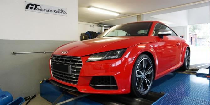 Audi TTS 8S Stage 1 DSG 367ps 500nm