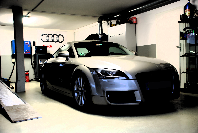 Audi TT 3 2 Turbo Project — GT-innovation