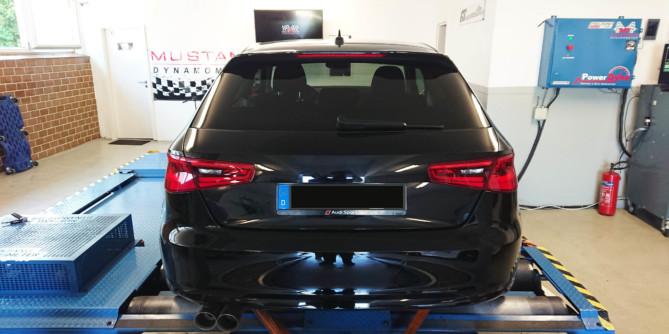 Audi A3 8v 1.8 tfsi 251ps