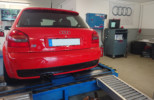 Audi S3 8l 210hp to 260hp 391nm