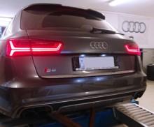 Audi S6 4.0l Tfsi Stage 1+